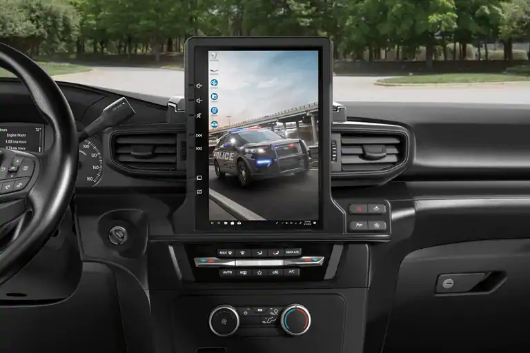 car screen